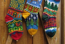 Varbad Sooja! / Warm Feet / by Kat Umal