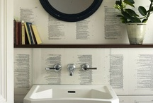 Vannituba / Bathroom / by Kat Umal