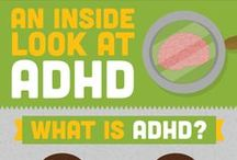 ADHD / by Lisa Bushnell