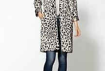 Fashion: Animal Prints / Welcome to the jungle....a staple for any wardrobe. And remember less is more with these prints.