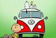 Charlie Brown & the Gang / Charlie, Lucy, Linus, Snoppy, Woodstock....such wonderful memories!