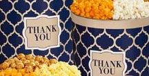 Thank You! / Say Thanks... Deliciously! Visit our website to view our full line of Thank You Treats https://www.thepopcornfactory.com/thank-you-gifts