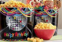 Birthday Popcorn / by The Popcorn Factory
