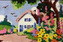 Cottage-Style Inspiration / Cottage-style decorating inspiration. / by Lynn Minter