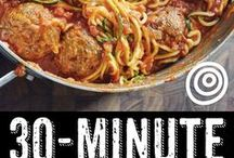 Weeknight Meals / Put down the takeout menu and start cooking