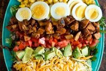Salads and Dressing / Sometimes #healthy, never wimpy