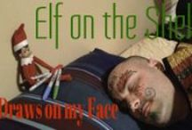 Elf on the Shelf Ideas / Our Elf on the Shelf does a lot of things to our family and I tthought these ideas could give you some ideas.