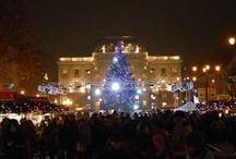 Christmas 2013 / Christmas Market in Bratislava, Slovakia