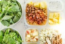 Take Your Lunch To Work  / Satisfying lunch #recipes that go beyond your PB&J