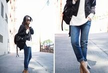 Blogger Style / Our favorite bloggers in their Mavi Jeans