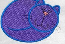 Machine Embroidery/Applique