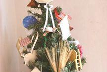 Advent Jesse Tree / CHUM - Advent 2014 / by Angie Clarkson