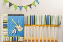 Rockabilly baby room / by Ashley Spear