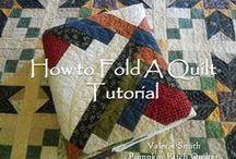 Quilting/Sewing Tutorials