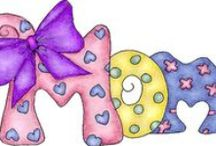 Mother's Day - Clip Art