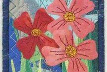 Post Cards - Fabric Arts