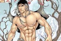 Les comics gay érotiques H&O / Tous les comics érotiques gay des éditions H&O !