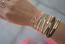 DIY I love bracelets! / by Loring Hammond