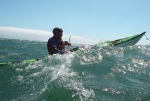 Outdoor Adventures / Collection of Adventure Sports, Outdoor activities and extreme sports.