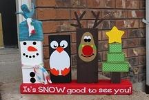 Christmas HoHoHo / by Amanda Plotts