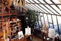 my dream studio... / by mobellarusso.com M-O-