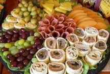 wedding foods / by Carol Yeakley