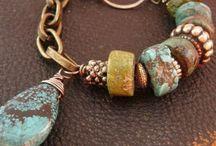 ~Beads, Beads, Beads & Beading / by Denise J