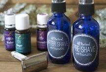 Essential oils!