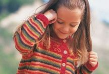 Knitting for Kids / If you've ever wondered how to knit for kids, check out these adorable free knitting patterns. Find adorable knit pullover patterns, tiny knit hat patterns, mittens, and more. Knitting for kids has never been this stylish or fun! / by AllFreeKnitting