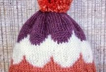 Knit Hat Patterns / From cozy cable knit hat patterns for fall to slouchy knit hat patterns for spring, we've have a design you're sure to fall in love with. Find the perfect knit hat pattern for your style and season in this fashionable collection.  / by AllFreeKnitting