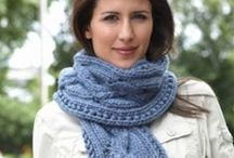 Cable Knitting / There's something so classic about a cable knitting pattern. Whether you're wrapping yourself up in a cable knit scarf pattern or throwing on a cable knit hat pattern, the swirling stitch work exudes timeless style you'll treasure for years.