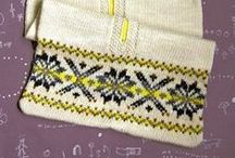 Fair Isle Knitting / Festive and traditional, Fair Isle knitting is known for its dazzling geometric shapes and bold, contrasting colors. Perfect for the holidays (or any other time of the year), these Fair Isle knitting patterns are sure to add a classic touch to your home decor or wardrobe.