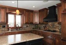 Design: Kitchen redo / by Loring Hammond