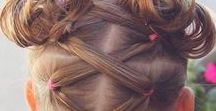 Hairstyles / Εύκολα δροσερά χτενίσματα για την παραλία το σχολείο τον καφέ