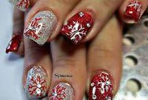 Nails Art Cristmas