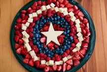 Healthy Super Hero Food