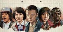 Stranger Things / Stranger Things. Serie de Netflix