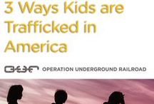 Human Trafficking Education / Prevention is a key element in the fight against trafficking and protecting our kids.