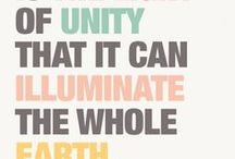 Unity Quotes / We can end human trafficking by uniting against it.