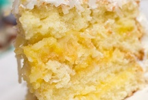 Sweets for my Sweet: Cake / by Jan, blogging at... {jancooks.blogspot.com}