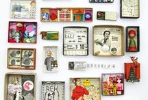 Inspiration for Creating / Creative art & craft projects / by Jen Bowles