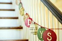 Christmas ~ bannisters