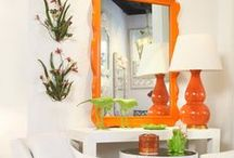 orange and tangerine / by Fabiana