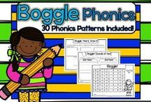 Phonics and Sight Words / by Cara Watts