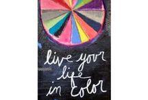 Art Journal Inspiration / by Jen Bowles