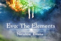 Evo: The Elements / Evo: The Elements is my second self-published novel. This board is dedicated to images that remind me of moments from my story.  http://www.amazon.com/Evo-Elements-Nicoline-Evans-ebook/dp/B00NMQFXN8/ / by Nikki Evans