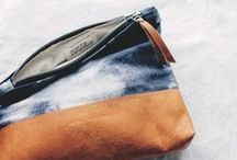 wallets and small leather goods / by Erica Cassano