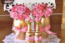 Festa Rosa e Dourado