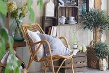Lovely garden / Décoration extérieure Comment faire de son jardin un lieu magique et beau