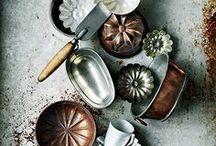 Kitchens & utensils / Tous les accessoires que j'aime en cuisine / mais aussi mes inspirations de déco en cuisine Cuisines rustiques, modernes, contemporaines, désuètes, chaleureuses, familiale, de campagne, etc.